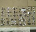 Sellers-Hoosier-Boone- Nickel Drawer Handles-Knobs-Latches-Hinges-Reproduction
