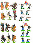 Britains Deetail American Civil War Plastic Toy Soldier Collection