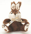 Dan Dee Chocolate Scented Bunny Rabbit Plush Vintage