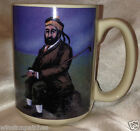 CALIFORNIA PANTRY CLASSIC CERAMICS MUG GUY BUFFET GOLFER PURSUIT OF LEISURE 2001