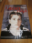 400 BLOWS Italian re release poster Francois Truffaut Jean Pierre Leaud 39x55