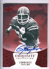 2014 Upper Deck Exquisite Collection Football Cards 15