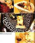Simplicity 2984 Dog Car Seat Shopping Cart Car Cover Toy Uncut Sewing Pattern