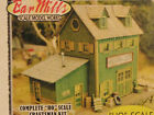 BAR MILLS  HO Laser-Cut  wood craftsman kit 0922 Waterfront Willy's