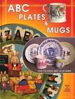 ABC Plates Mugs Book Child's Pottery Porcelain Dishes