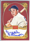2013 Panini Golden Age Historic Signatures Autographs Guide 64