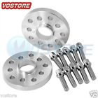 2 10mm Hubcentric Wheel Spacers Adapters 5x100 5x112 for VW Audi 571mm Bore