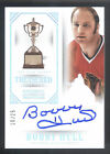 Bobby Hull Cards, Rookie Cards and Autographed Memorabilia Guide 12