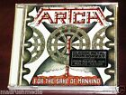 Artch: For The Sake Of Mankind CD 2015 Bonus Tracks Divebomb Records DIVE091 NEW