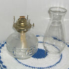 Oil Lamp by KAADAN LTD 14 including the Chimney Used White wick