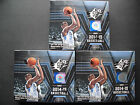 3 x Upper Deck NBA Basketball Trading Cards SPx 2014 15 Hobby Box 4 Hits Car