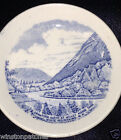 ALFRED MEAKIN OLD ENGLISH STAFFORDSHIRE JONROTH ENGLAND BLUE BUTTER PAT 3 3/8