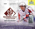 2013-14 UPPER DECK SP GAME USED HOCKEY HOBBY BOX ROOKIES AUTOS RARE HITS