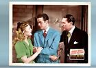 I WONDER WHO'S KISSING HER NOW-JUNE HAVER-LOBBY CARD VF