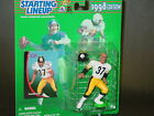 NFL '98 STARTING LINEUP Pittsburgh Steelers Carnell Lake, NEW