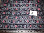 New 4 1/2 Yds The Mandarin Garden Print by Hoffman Cotton Quilting Sewing Fabric