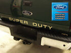Ford F250 Super Duty Tailgate Letters Inserts Stickers Years 2008 2016