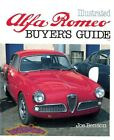 ALFA ROMEO BOOK BUYERS MANUAL GUIDE BENSON