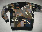UGLY SWEATER~ BILL COSBY PARTY~ Sweater~ Mens Size L / Womens XL