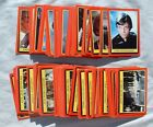 NEAR COMPLETE SET FIRST Series 1983 Topps Cards ROTJ Vintage Star Wars