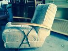 Vintage 1950's Chair Lounger