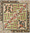Red Rooster GION Oriental Quilt Fabric Kit - 65