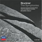 Bruckner - Syms (Comp)/Chailly Dc10 (NEW CD)