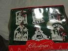 House of Lloyd Christmas Ornaments, Lot of 6, Paper, Assorted