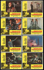 DOPPELGANGER/JOURNEY TO THE FAR SIDE OF THE SUN lobby card set GERRY ANDERSON