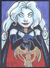 2012 5finity Lady Death Sketch Card Series 2 Trading Cards 7