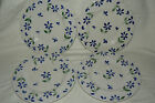 Set of 4 Pfaltzgraff Springwood Salad Plates