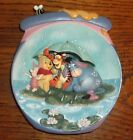 Winnie the Pooh Hunnypot Adventures 3D Plate Bradford Exchange Limited Edition