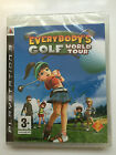 Everybody's Golf: Worl Tour Für Sony Playstation 3 (Neu & Ovp)