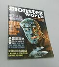 Monster World No1 Collectors Edition Classic Horror Magazine Vintage