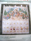 Sunset Christmas Crewel Stitchery KITNATIVITY ADVENT CALENDAR18000Morehead