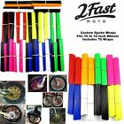 2FastMoto Spoke Wrap Kit Wraps Covers Skins 10
