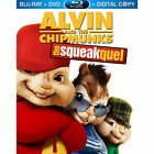 Alvin and the Chipmunks: The Squeakquel (Blu-ray and digital copy