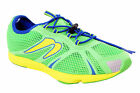 Newton Tri Racer Lime Yellow Running Shoes Mens M New 125