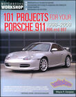101 PROJECTS FOR YOUR PORSCHE 911 MANUAL BOOK DEMPSEY WAYNE