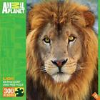 New - JIGSAW PUZZLE - Animal Planet Lion Wildlife - 300 EZ GRIP PIECES