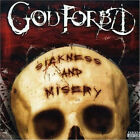GOD FORBID-SICKNESS AND MISERY-CD-metalcore-shadows fall-killswitch engage