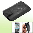 Black Sleeve Case Protector Pouch Holder for Nokia E66