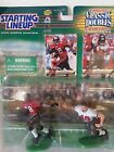 STARTING LINEUP Classic Doubles WARRICK DUNN & MIKE ALSTOTT 1999-2000 NFL NIP