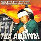 Tha Arrival by S.O.C.O.M. (CD, 2006, Double Edge Sword Records)