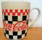 COCA COLA  CHECKERBOARD DINNERWARE CUP BY GIBSON   4 1/2