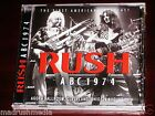 Rush: ABC 1974 - Agora Ballroom Cleveland Ohio 26 August CD 2011 Leftfield NEW