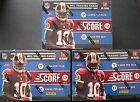 3x NFL Football Panini Score 2012 Box orignal packaging Sealed nfl
