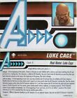 HeroClix Age of Ultron - Luke Cage ID Card AUID-004 - Wave 2