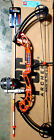 2016 PSE MUDD DAWG DK'd Bowfishing Bow RH 50# MUZZY UPGRADED PACKAGE Fishing KIT