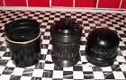VINTAGE 1950'S RARE EARLY ALL BLACK CURTA TYPE II CALCULATOR LOW #507972 L@@K